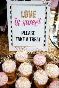 Kate Spade Bridal Shower by: Winsome Taylor Events