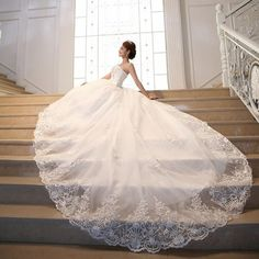 wedding dress bridal gowns training wedding dress tulle belt backless sleeveless