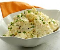 Salada de batatas com mostarda e maionese | Viletim – Sempre uma boa polêmica!