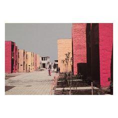 Alejandro Zohn community-built housing in Guadalajara, Mexico, 1976 #archimoma