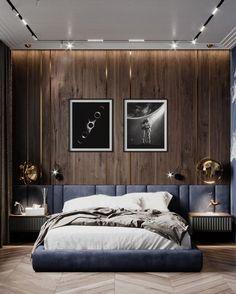 Modern Luxury Bedroom, Luxury Bedroom Design, Master Bedroom Interior, Modern Master Bedroom, Master Bedroom Design, Contemporary Bedroom, Luxurious Bedrooms, Bedroom Decor, Interior Design