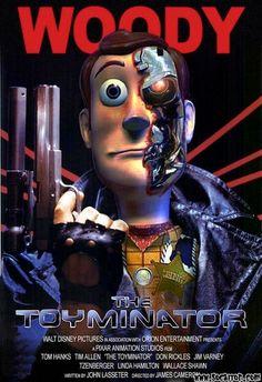 The Toyminator.
