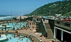 Brighton Beach paddling Ponds on the Bluff Durban News South Africa, Durban South Africa, Good Old Times, Kwazulu Natal, Sun City, Life Pictures, Rest Of The World, Countries Of The World, Afrikaans