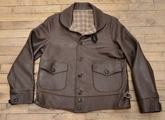 Himel Brothers Heron A-1 Jacket