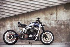 Harley-Davidson Sportster 1200 by JSK Moto Co.