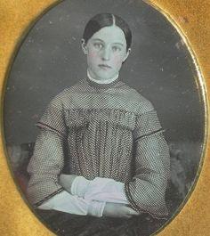 Daguerreotype Lovely Teenage Girl   eBay