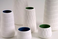 Beautiful Textured Clay vases Clay Vase, Vases, Living Room, Beautiful, Home Decor, Decoration Home, Room Decor, Sitting Rooms, Living Rooms