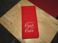 Coca Cola   Coke   Hanging Kitchen Towel   Red By Cybergeeks2 On Etsy |  Items For Sell | Pinterest | Coca Cola, Cola And Coke
