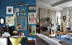 Stylist Marcus Hay and his Apartment
