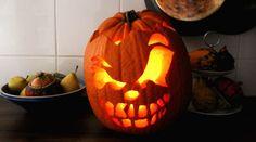 Einen Halloween-Kürbis schnitzen - AllyouneedFresh Magazin