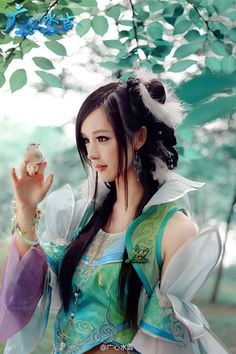 Jade Dynasty Cosplay