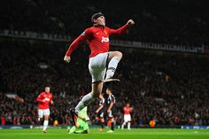 Man Utd 4-2 Leverkusen 18/09/13 [Wayne Rooney]