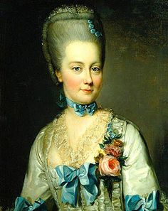 Queen Maria Carolina of Naples-Two Sicilies, née Archduchess of Austria