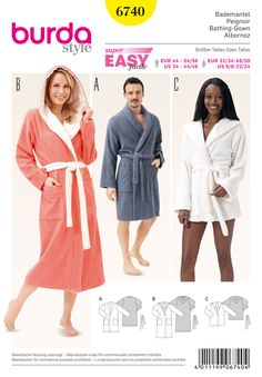 Simplicity Creative Group - Bath Robes
