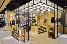P.S.FA concept shop by Tomo Yamakawa Design, Changzhou – China » Retail Design Blog