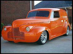 1940 Chevrolet Sedan Delivery Panel Truck  LT1