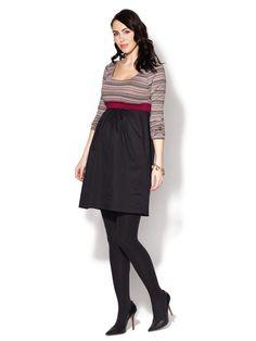 Two-Tone Dress by Olian on Gilt.com