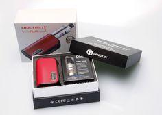 Coolfire 4 plus kit og apex
