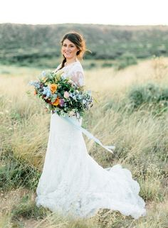 Magic+Hour+Bride+Shoot+in+Texas+ +Joshua+Ratliff+Photography+ +http://heyweddinglady.com/colorful-bohemian-bride-magic-hour-shoot/