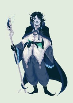 Ananke: our local wizard spy. She is my brothers soon-to-be Dnd character. I call her Moon Moon. Her personality would be best described as 'bored' with a pinch of 'tired of your shit'. I am hoping to...