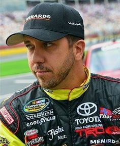 Matt Crafton holds the NASCAR Camping World Truck Series points lead after four races