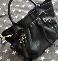 Burberry bag - MUST HAVE! <3