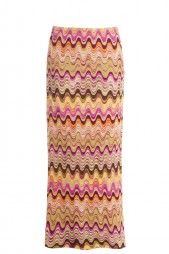 Swirl Maxi Skirt by MISSONI. Available in-store and on Boutique1.com