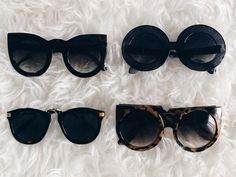 rounded sunnies.