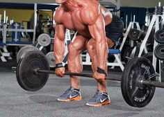 The Deadlift: Is The Deadlift A Back Killer Or Back Mass Builder? - Workout Routines For Men - How To Build Muscles Forearm Training, Forearm Workout, Strength Training, Mass Builder, Powerlifting Training, Sports Website, Training Schedule, Big Muscles