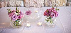 DIY Flowers In Bowl Vases:Living Rooms