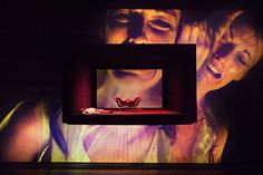 QUARTETT - Teatro alla Scala de Milano - Escenografia d'Alfons Flores…