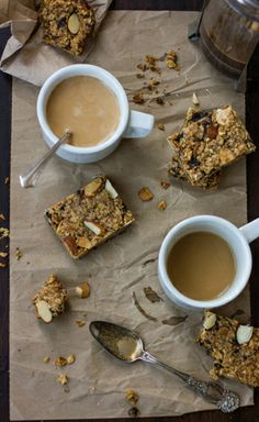 The Bojon Gourmet: Gluten- and Dairy-Free Breakfast Bars with Apricots, Prunes and Almonds