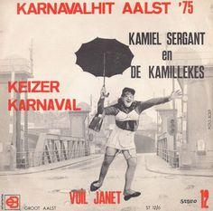 Kamiel Sergant En De Kamillekes* - Voil Janet (Vinyl) at Discogs