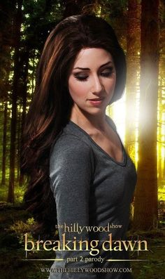 Breaking Dawn Part 2 Parody. Couldn't find the video but I would look it up and watch it it's amazing:)