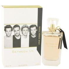 Between Us by One Direction Eau De Parfum Spray 3.4 oz. Between Us by One Direction Eau De Parfum Spray 3.4 oz