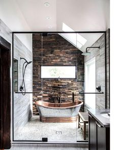 Magda Of Euro Style Interior Design Based In Chicago Sent Along Some Photos Of A Bathroom Design She Recently Completed And It Is Stunning