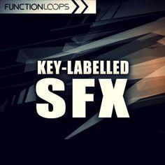 Key Labelled SFX WAV-DiSCOVER, wav samples-audio, WAV, SFX, Labelled, Key, DISCOVER