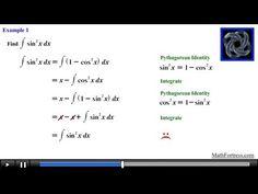 Calculus II: Trigonometric Integrals (Level 4)