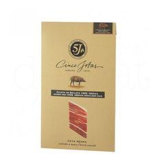 Paleta ibérica de jamón de bellota Cinco Jotas. Jabugo delicatessen