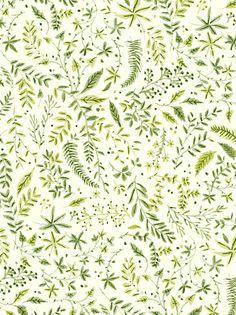 Foliage Pattern