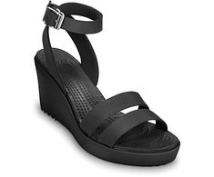 Crocs™ Leigh Wedge ... brings  quality of life back for people in chronic pain.Fibromyalgia