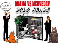 poptronics ' Obama en Russie, c'est pas le Pérou