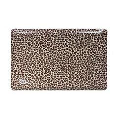 "Leopard Tray, melamine, 11""w 17""d, $42"
