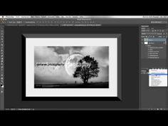 Photoshop Tutorial: Fotorahmen mit Ebenenstile erzeugen - http://ramsner.photography/tutorial/fotorahmen-mit-adobe-photoshop-erstellen/  Dieses Tutorial zeigt eine mögliche Variante. Es wird gezeigt, wie nur durch Einsatz von Ebenenstielen ein Fotorahmen erstellt werden kann. Diese Methode besitzt den Charme, dass der Rahmen jederzeit nachträglich noch angepasst bzw. optimiert werden kann.