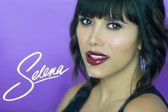 Maquillaje Inspirado en Selena Quintanilla | Colección MAC Selena