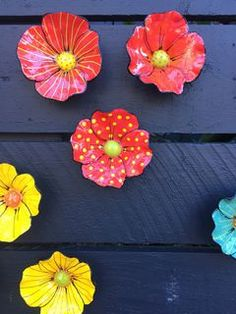 Wall Flowers - Small