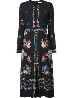 Shop Vilshenko floral print dress in Tiziana Fausti from the world's best independent boutiques at farfetch.com. Shop 400 boutiques at one address.