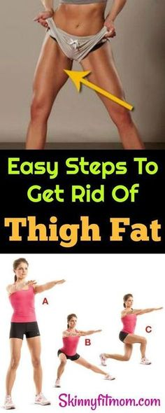 Looking For How to Slim Your Thighs? Follow These Easy Steps to Melt Inner Thigh Fat And Get Toned Thigh and Slim Legs. #thighs #slimthighs #ThighFat #GetSlim