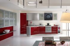 Round: a furniture and life project that reflects the style of those who spend time in the kitchen, with endless solutions that define a modern and welcoming space. http://www.spar.it/sp/it/arredamento/cucine-rou-1.3sp?cts=cucine_moderne_round&utm_source=pinterest.com&utm_medium=post&utm_content=cucine-moderne-round&utm_campaign=pin-cucine-moderne