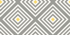 Diamond Slate Yellow wallpaper by Layla Faye